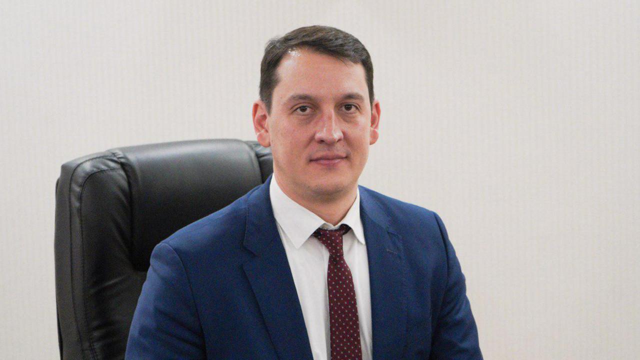 Руслан Баймишев назначен замминистра индустрии и инфраструктурного развития