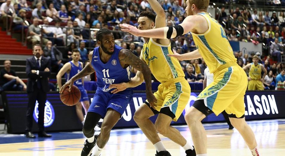 Единая лига ВТБ: «Астана» в плей-офф встретится с «Химками»