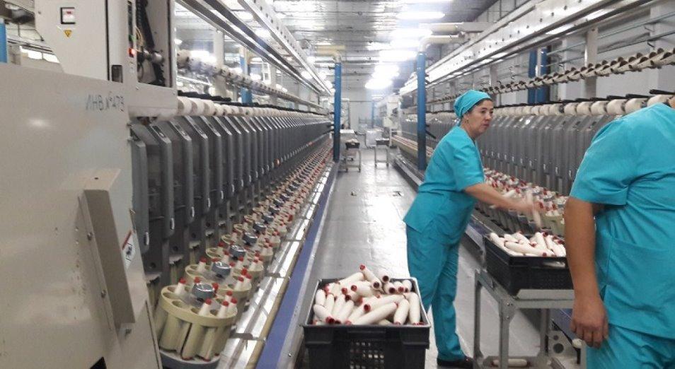 В Шымкенте еще одна попытка запуска прядильной фабрики