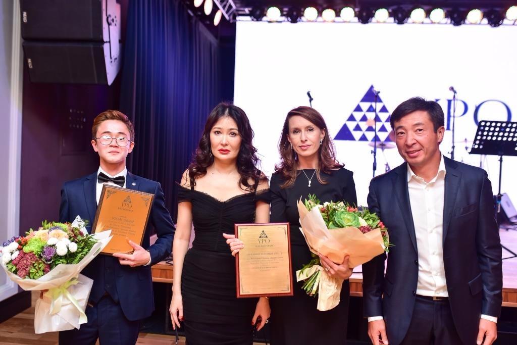 Казахстанское подразделение организации YPO Global отметило своё восьмилетие