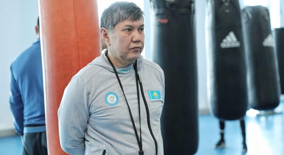 Кенжебаев: На олимпийский отбор поедут сильнейшие