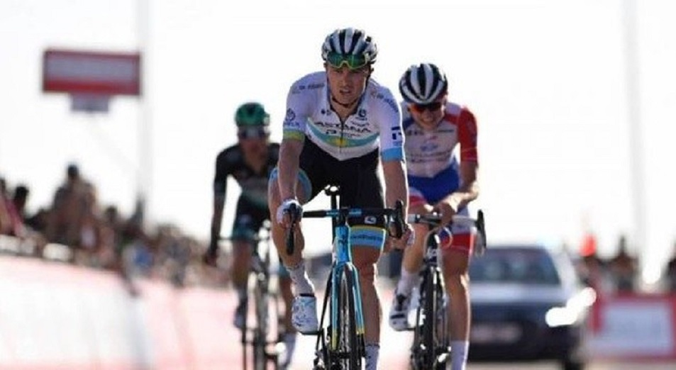 Луценко стартует в виртуальном Giro d'Italia в апреле