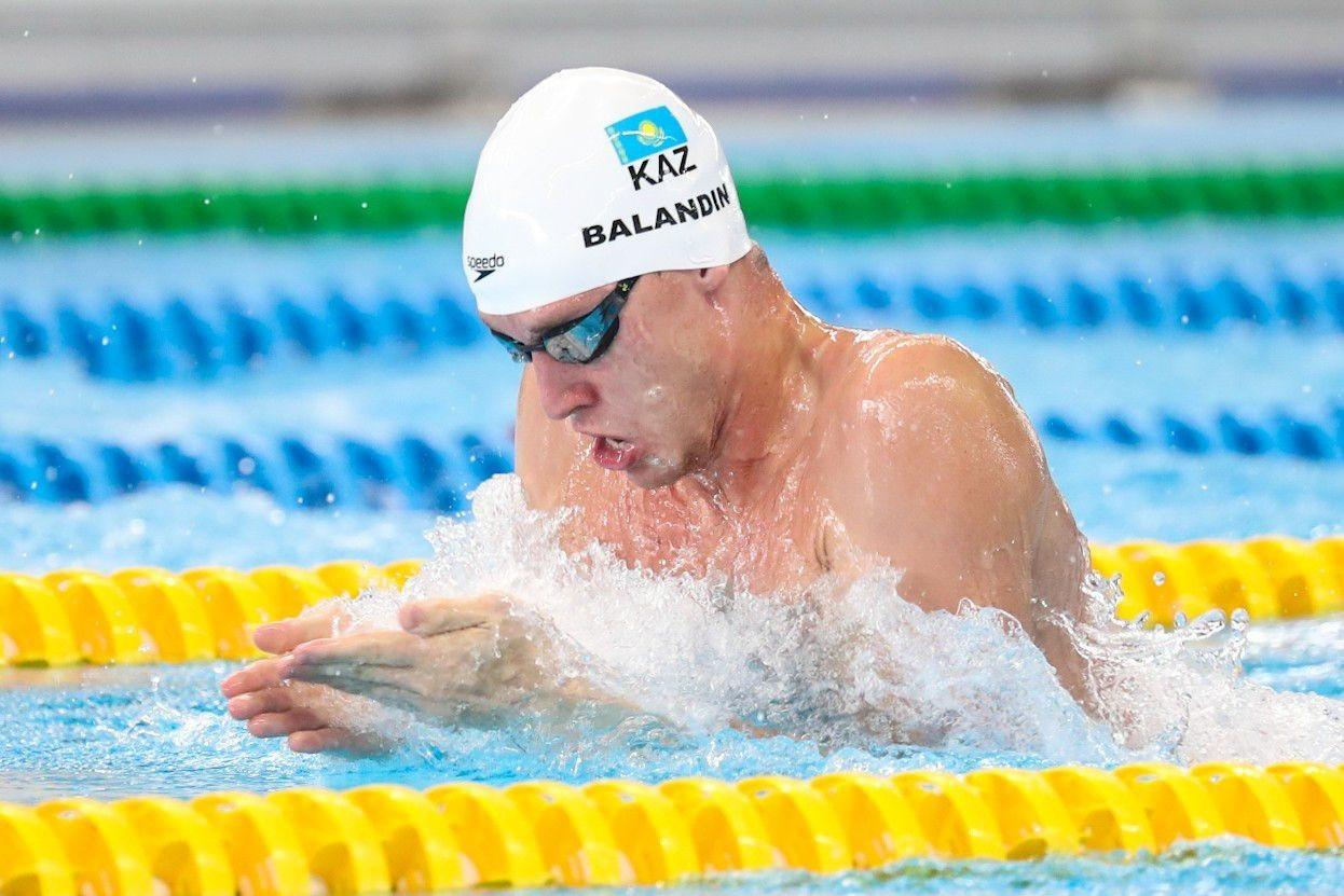 Дмитрий Баландин и Адильбек Мусин завоевали серебро на международном турнире в США