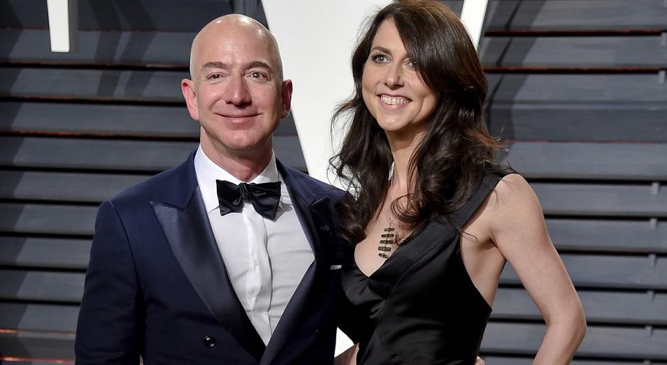 Бывшая жена Джеффа Безоса отказалась забирать половину доли в Amazon.com