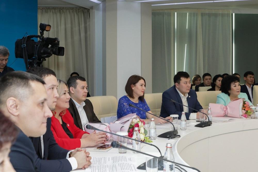 Бауыржан Байбек встретился с представителями самых отдаленных сел и аулов страны