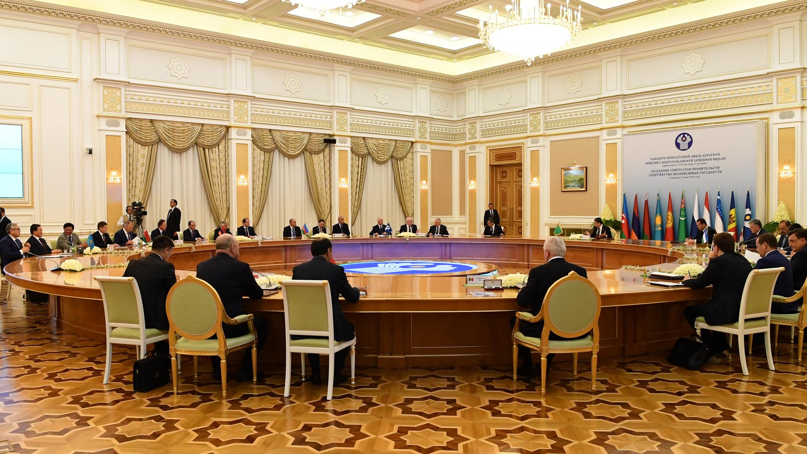 Товарооборот Казахстана со странами СНГ по итогам 2018 года составил  $24,3 млрд