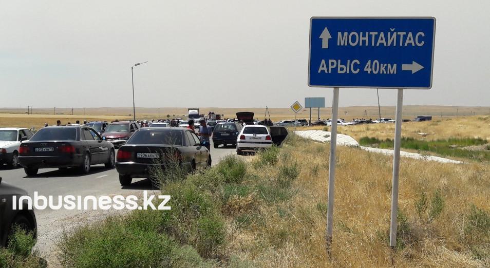 Военнослужащий погиб в результате детонации боеприпаса на полигоне близ Арыси