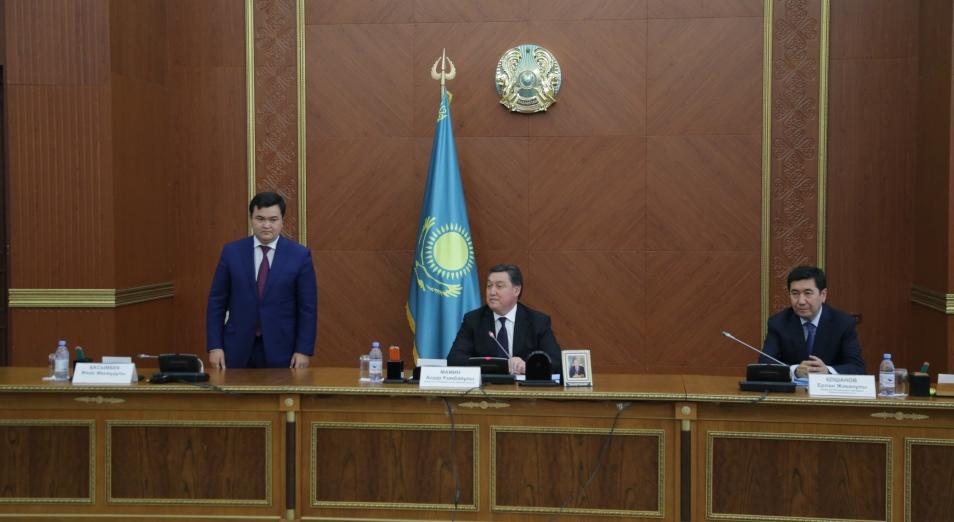 Казахстанские горки: из вице-премьеров – в главы региона