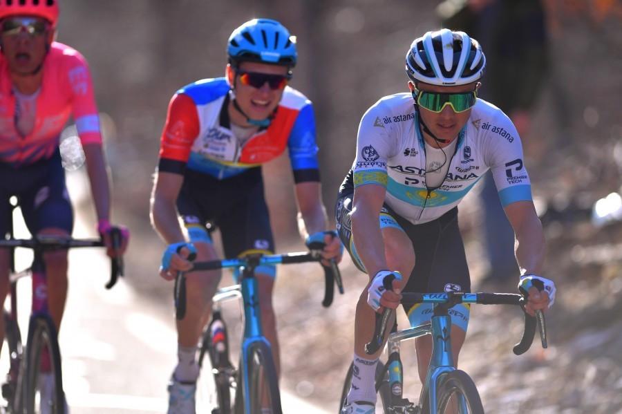 «Тур Прованса»: Алексей Луценко финиширует вторым на третьем этапе многодневки