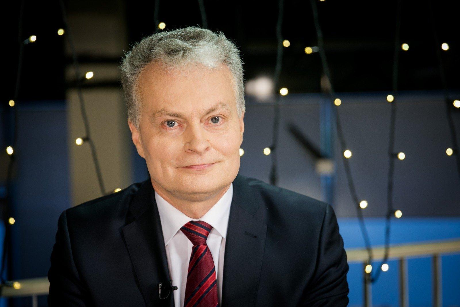 Касым-Жомарт Токаев поздравил Гитанаса Науседу с избранием на пост Президента Литвы