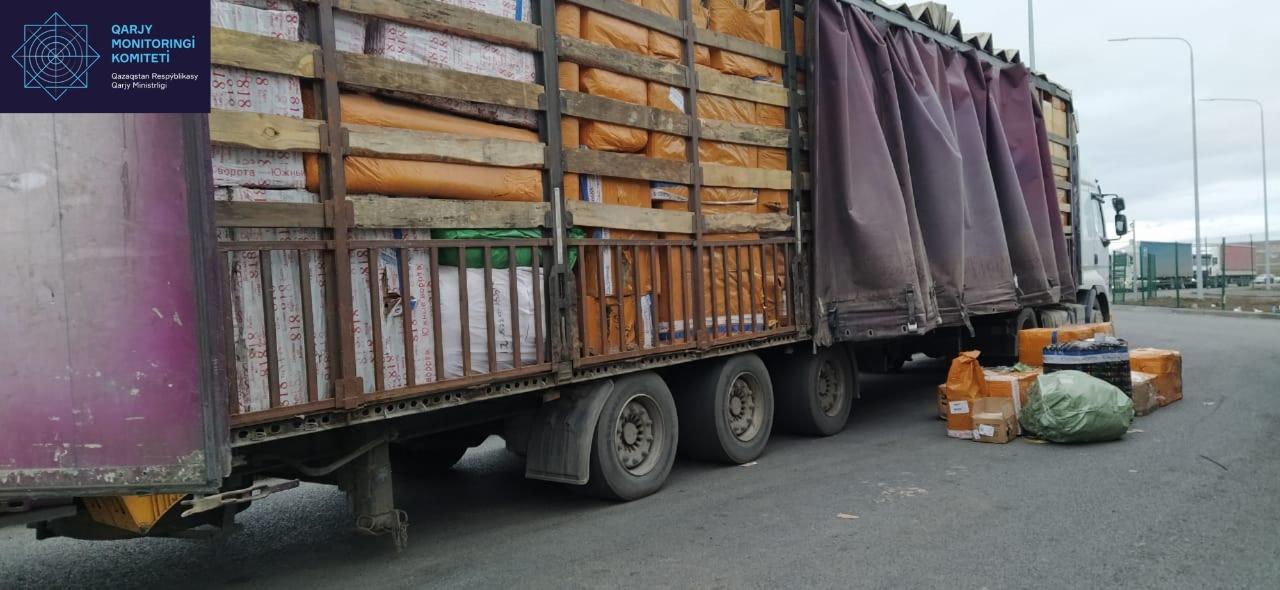 5 млн жуық медициналық масканы Ресейге сатпақшы болғандар ұсталды