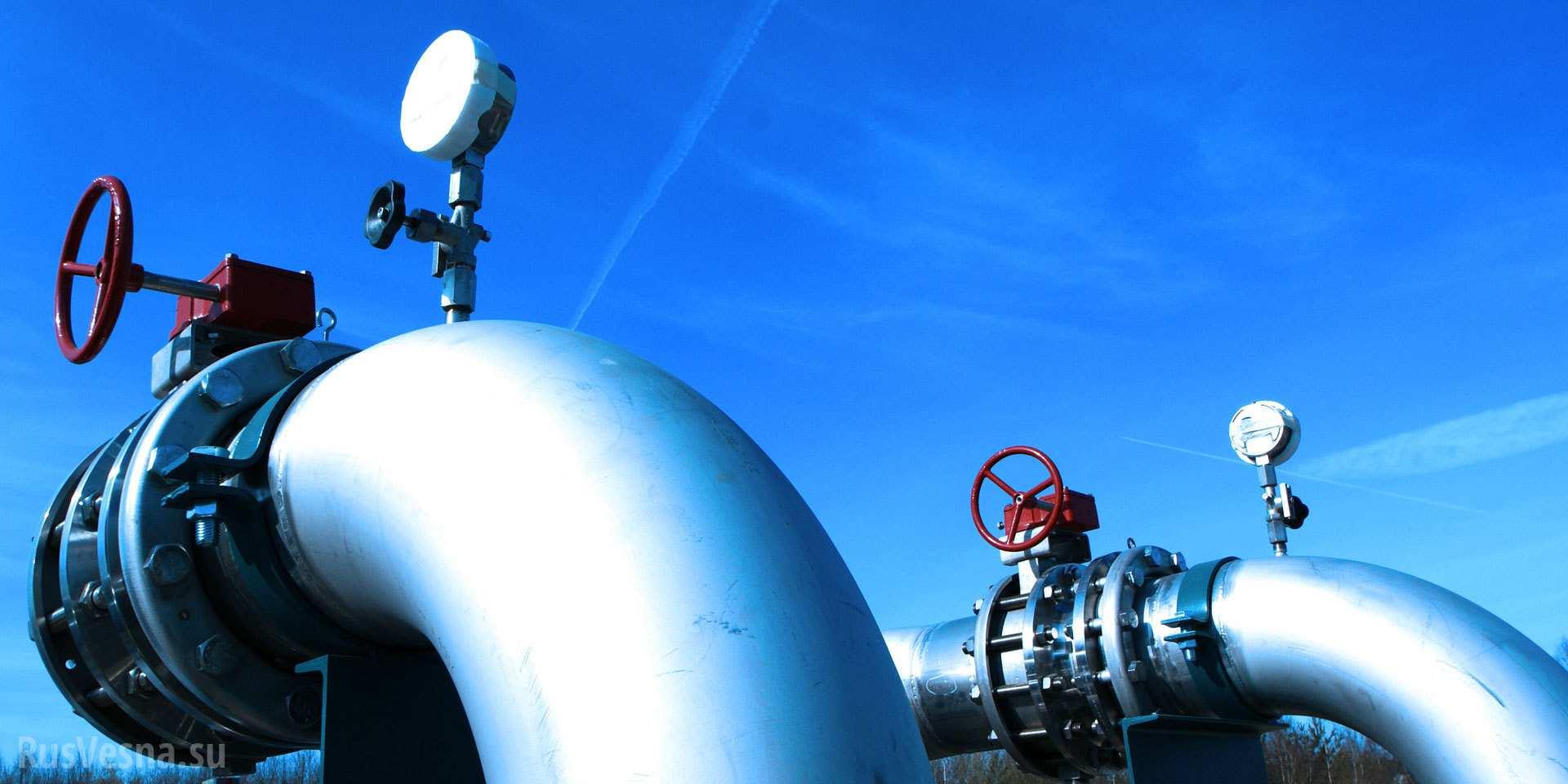 Китай уже в октябре может стать крупнейшим импортером газа, заявили в МЭА