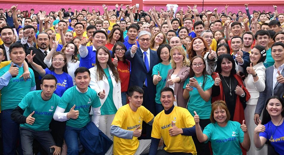 В Казахстане 2020 год объявят годом волонтеров