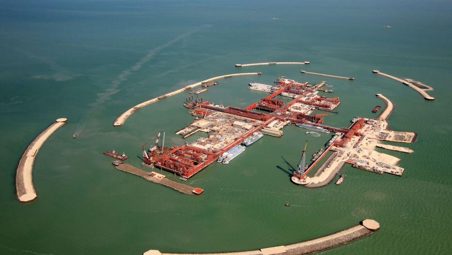 Экспорт нефти с Кашагана за неполные три года коммерческой добычи превысил 30 млн тонн