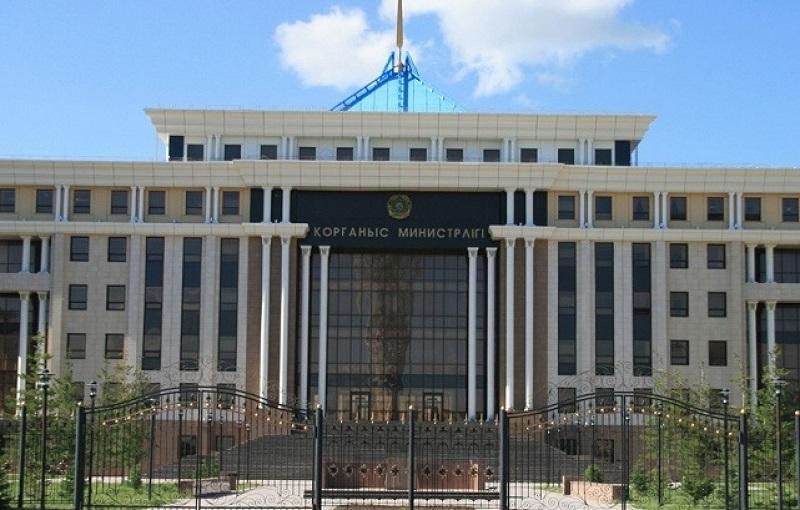 Данияр Альжанов назначен начальником Департамента информации и коммуникаций Минобороны РК