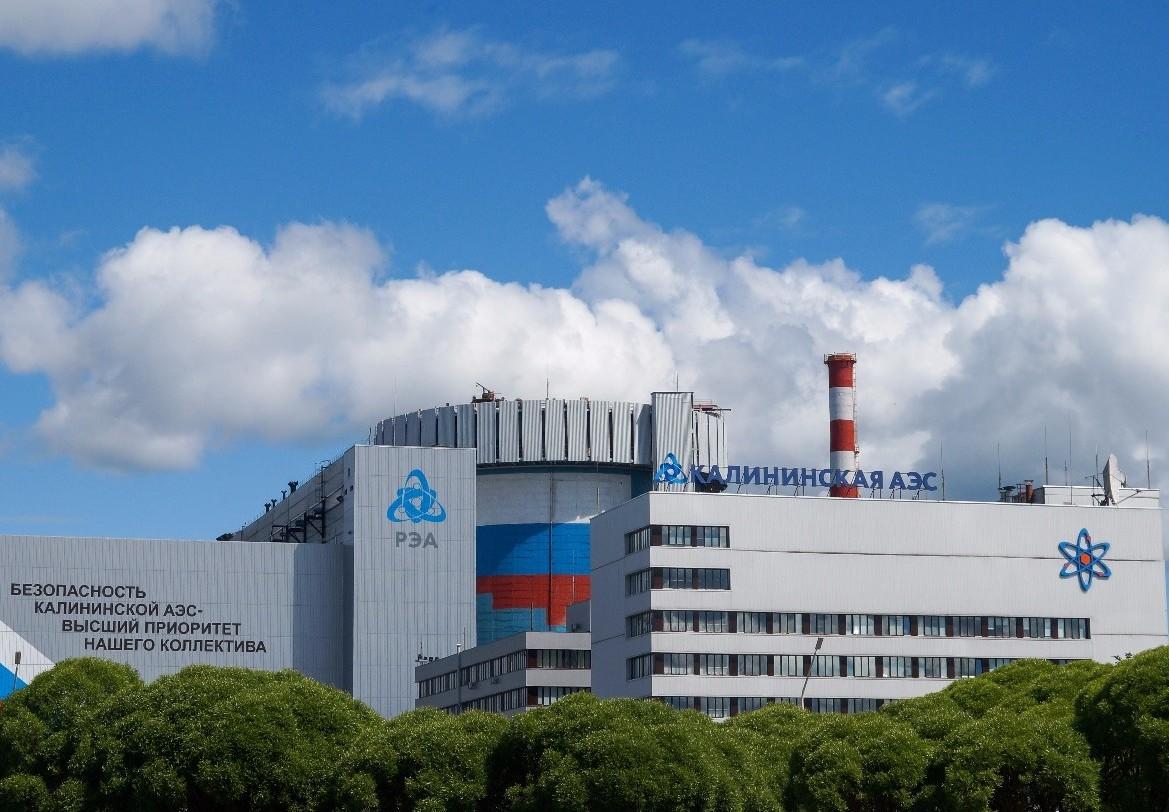 АЭС России в 2018 году вышли на новый рекорд выработки электроэнергии