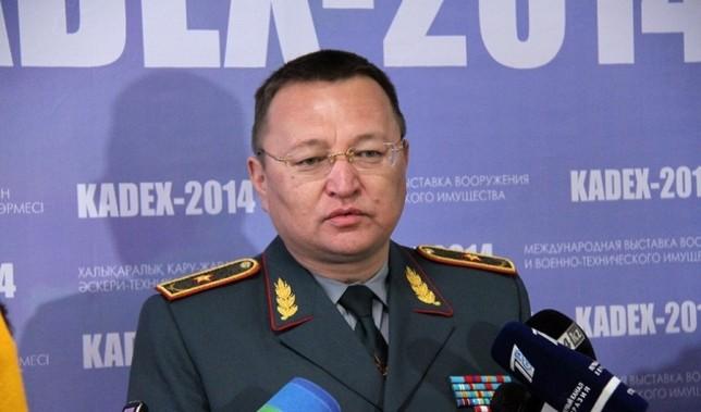 Талгат Жанжуменов назначен вице-министром МИИР РК
