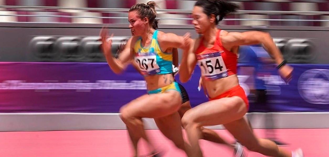 Казахстанские легкоатлеты отметились тремя золотыми медалями на Asian Grand Prix Series