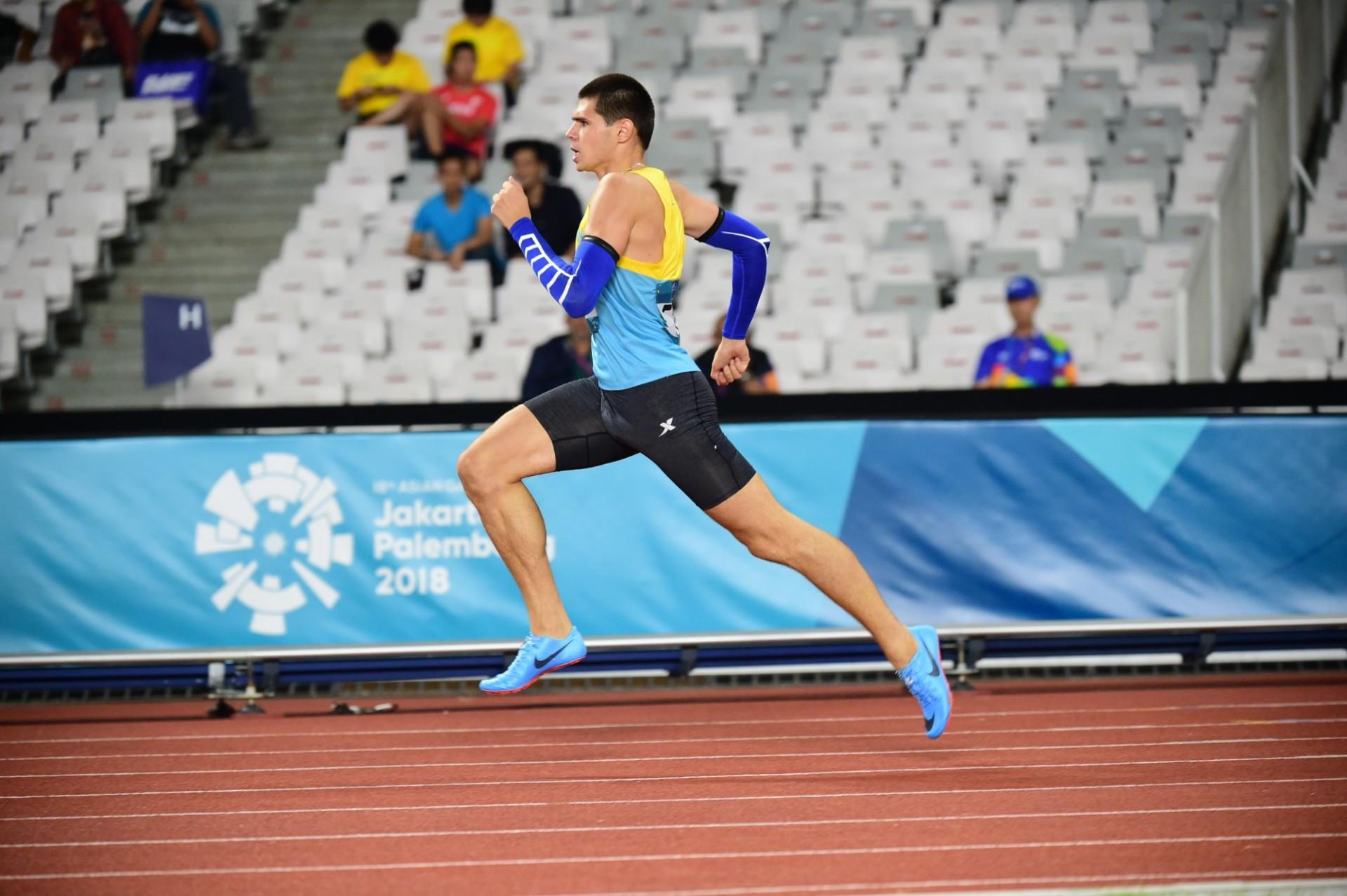 Казахстанским легкоатлетам удалось завоевать шесть медалей на Asian Grand Prix Series