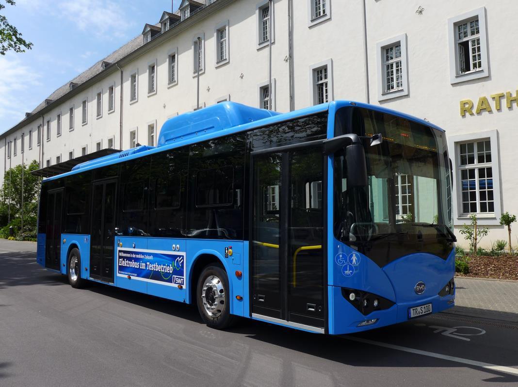 В Павлодаре планируют закупить электроавтобусы в следующем году