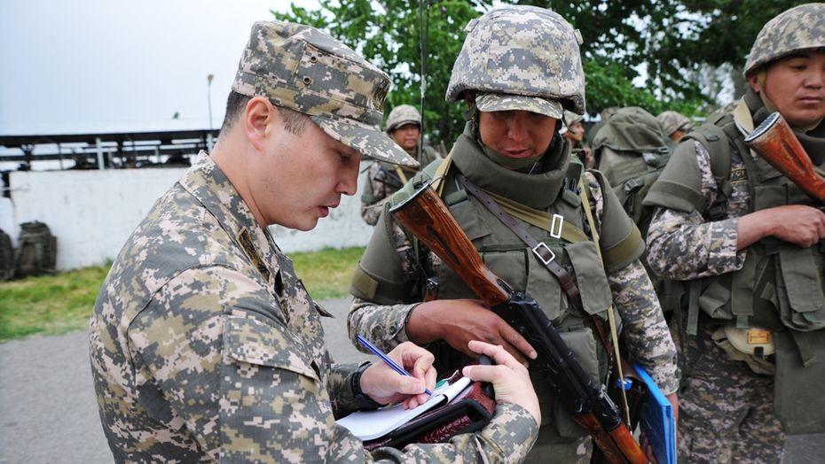 Молодых казахстанцев призвали обучаться в Кадетском корпусе ВС РК