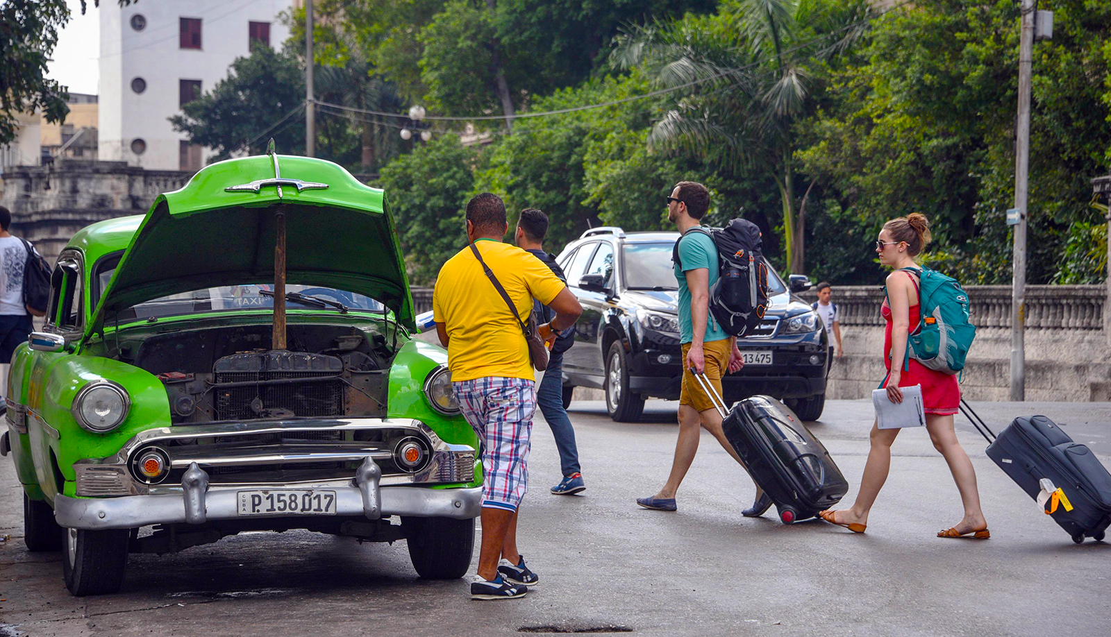 США ужесточили санкции в отношении Кубы