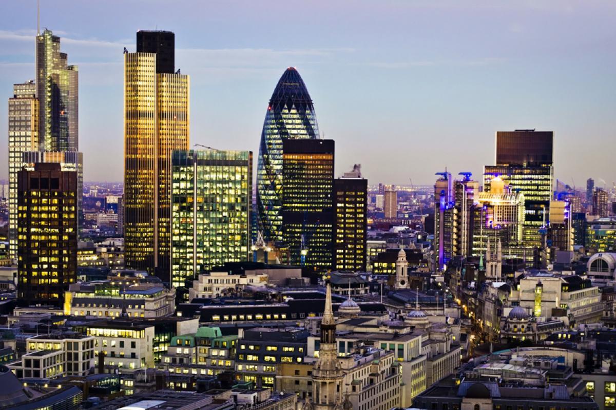 Стоимость жилья в Лондоне пережила сильнейшее падение за последнее десятилетие