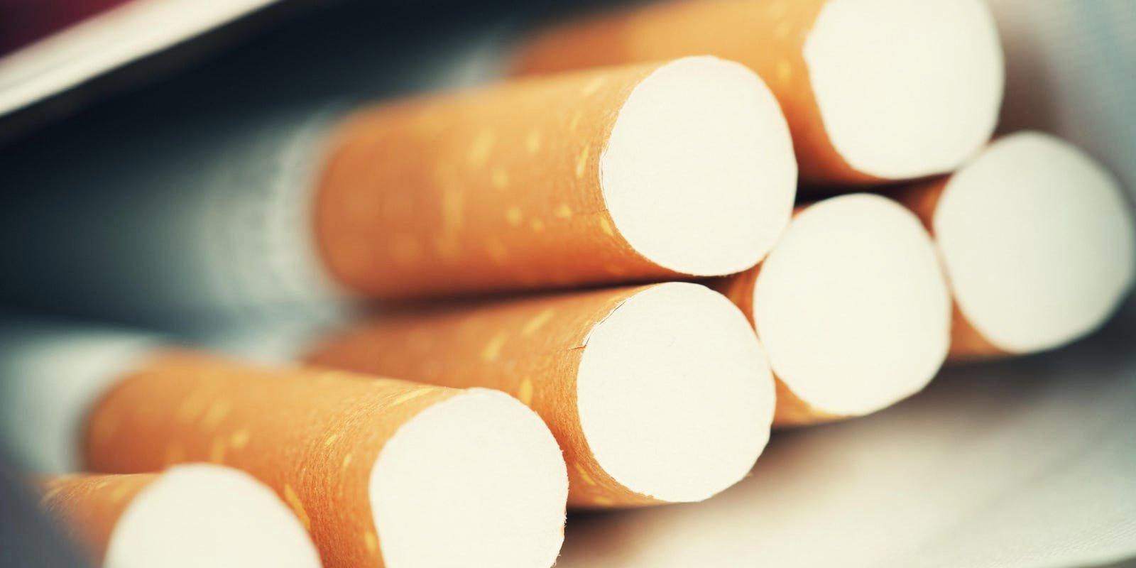 В порту Актау пресечена контрабанда 12 контейнеров с сигаретами из Ирана