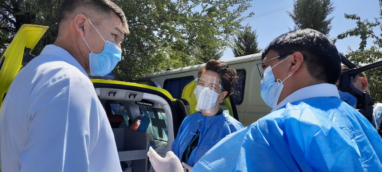Последний пациент вылечился от коронавируса в Ордабасинском районе