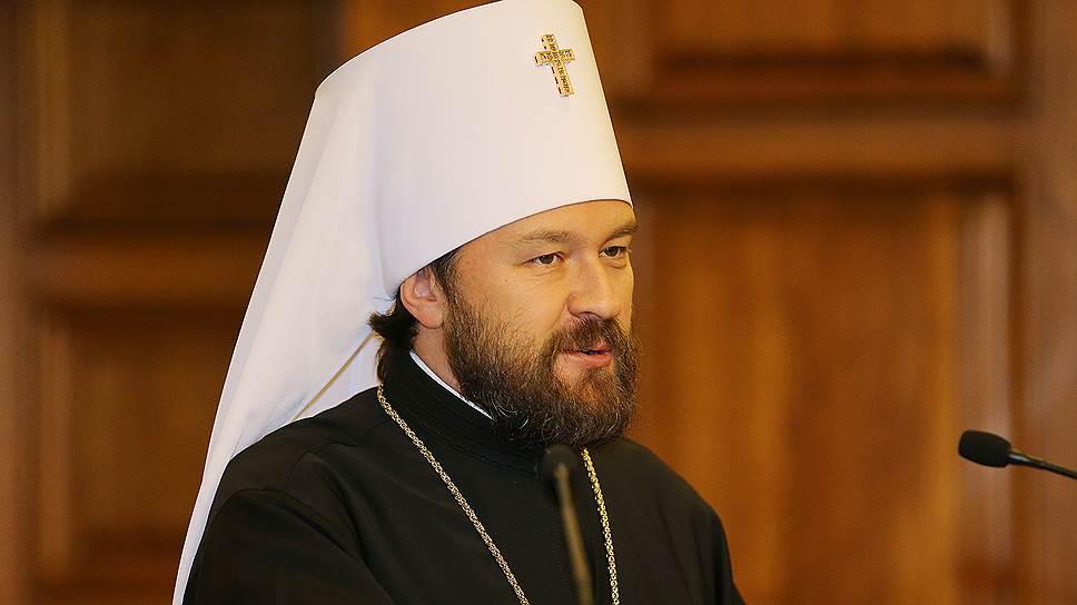 В РПЦ возлагают надежды на Съезд лидеров мировых религий в миротворческих усилиях и межрелигиозном согласии