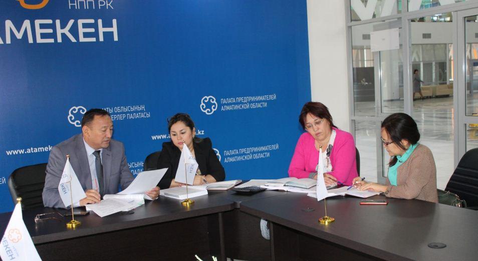 В Алматинской области на 65 млн тенге защищены интересы предпринимателей по налоговым вопросам