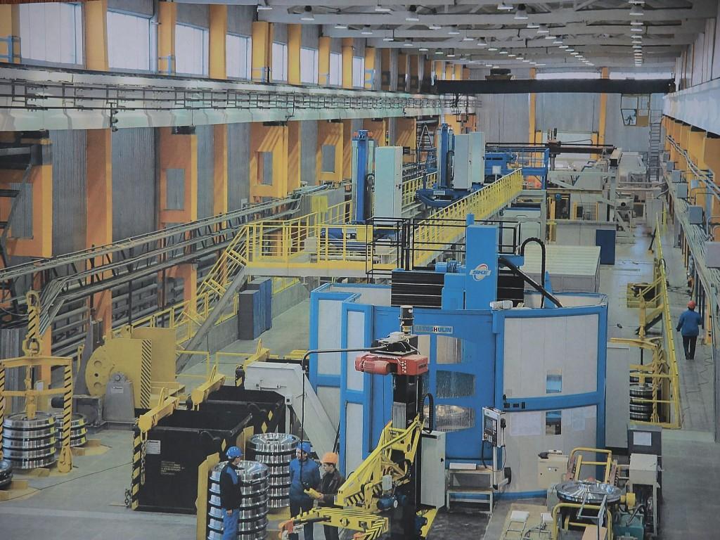 В Павлодарской области запущен комплекс по производству колёс для железнодорожного назначения