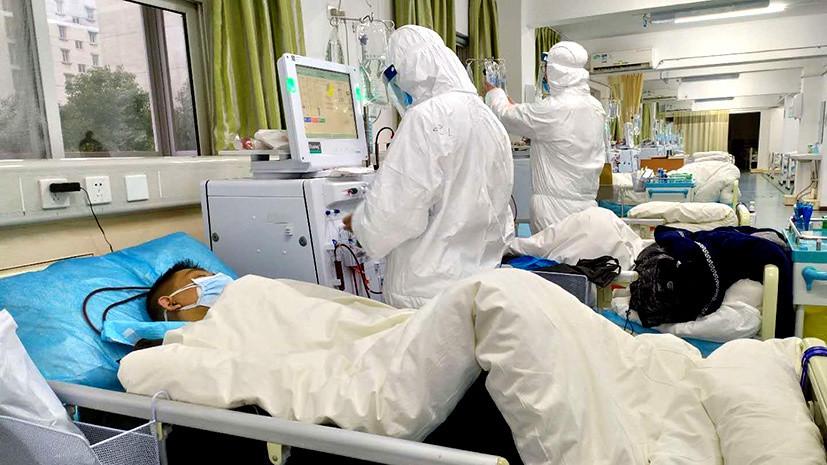 В Китае заявили, что новая вспышка коронавируса произошла из-за ослабления мер контроля