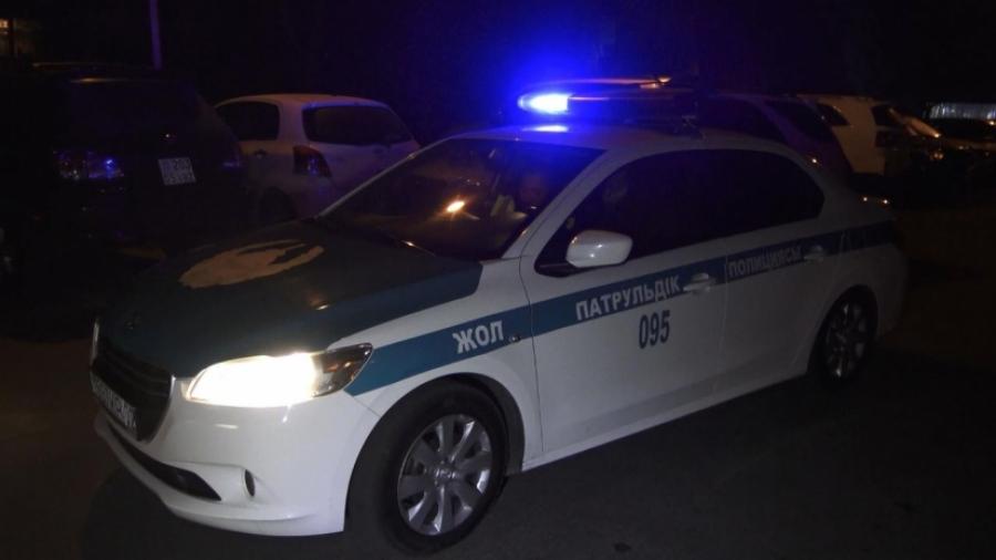 Алматинские полицейские за пять дней выявили пять тысяч фактов нарушения ПДД