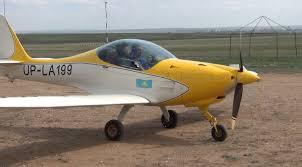 При крушении самолета в Караганде погибли пилот и инструктор