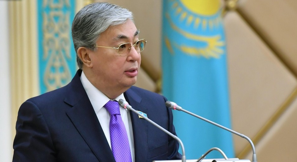 ЦИК РК вносит в сенат постановление о досрочном прекращении полномочий депутата Токаева