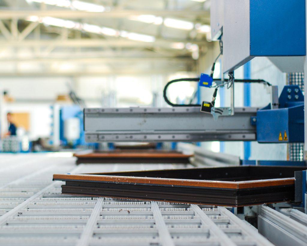 Президент РК дал старт заводу по производству металлопластиковых изделий