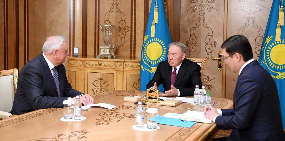 ЕАЭС предстоит большая работа по развитию интеграции с ЕС – Нурсултан Назарбаев