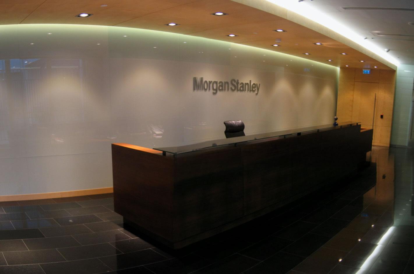 Morgan Stanley переводит валютные операции из Москвы в Лондон