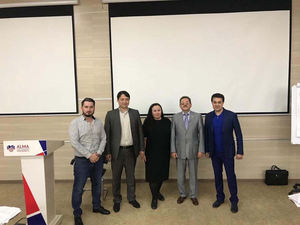Правилам ведения экспортной деятельности обучают казахстанских предпринимателей в НПП
