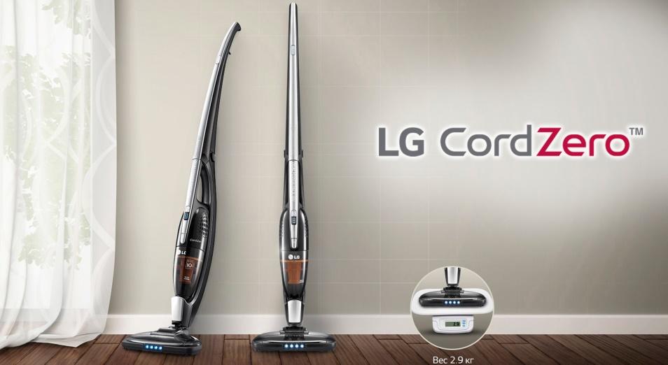«Умные» пылесосы от LG Electronics сделают ваш дом чистым и уютным без хлопот