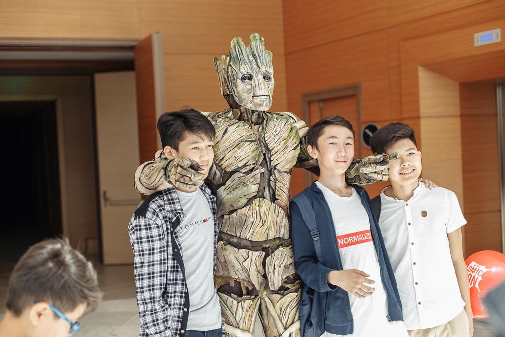 В Нур-Султане начал свою работу фестиваль Comic Con