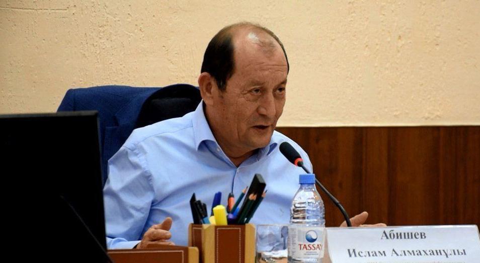 Исламу Абишеву предъявили обвинение