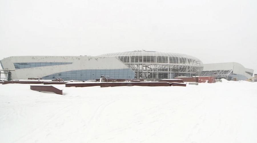 Ледовый дворец в рамках ГЧП планируют построить в Семее