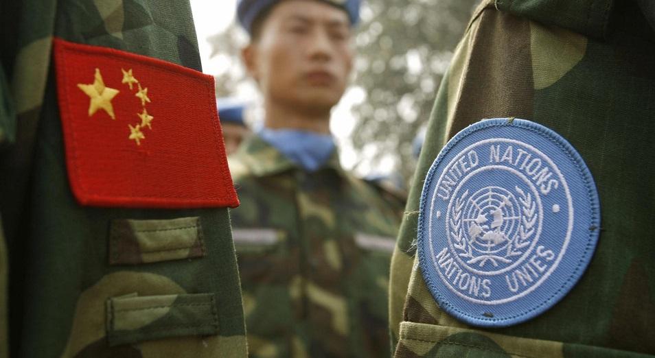 Қытай БҰҰ-ны «сатып алды»