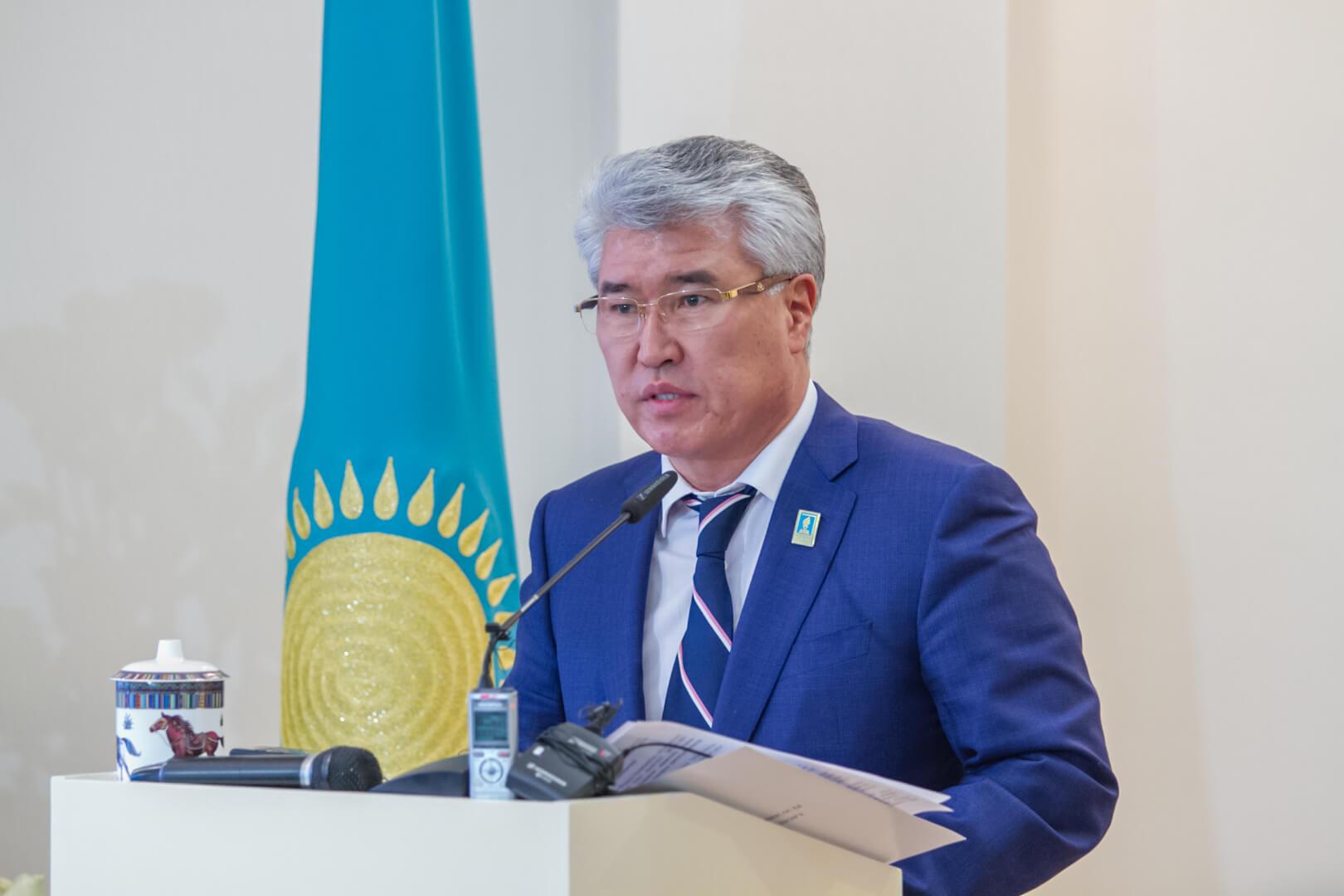 Профильный комитет мажилиса одобрил кандидатуру Мухамедиулы на пост министра культуры и спорта
