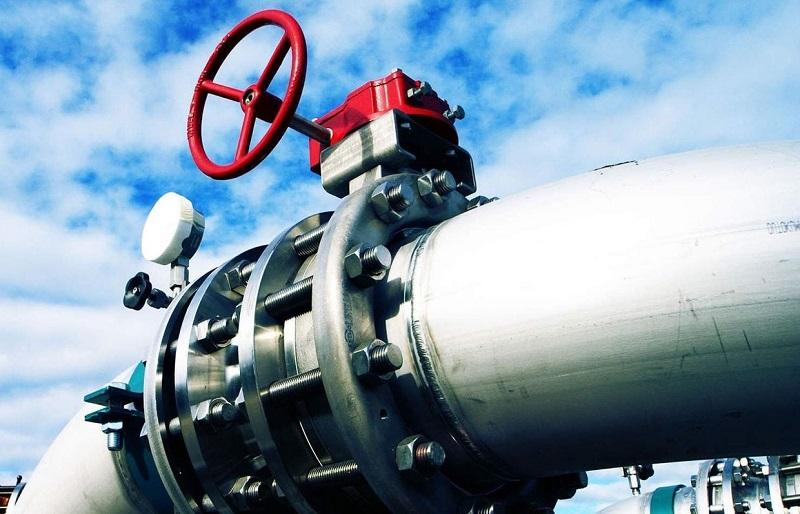 """Строительство магистрального газопровода """"Сарыарка"""" завершено наполовину"""