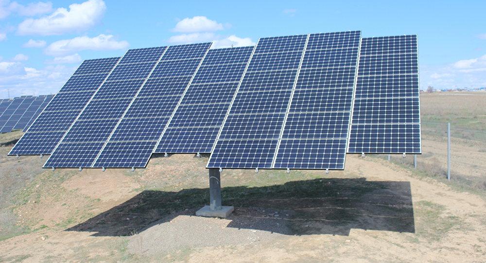 В Алматинской области построили солнечную и ветровую электростанции в рамках соглашения с правительством Китая