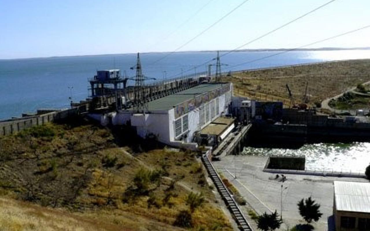 Третий гидроагрегат ввели на Шардаринской ГЭС в рамках модернизации