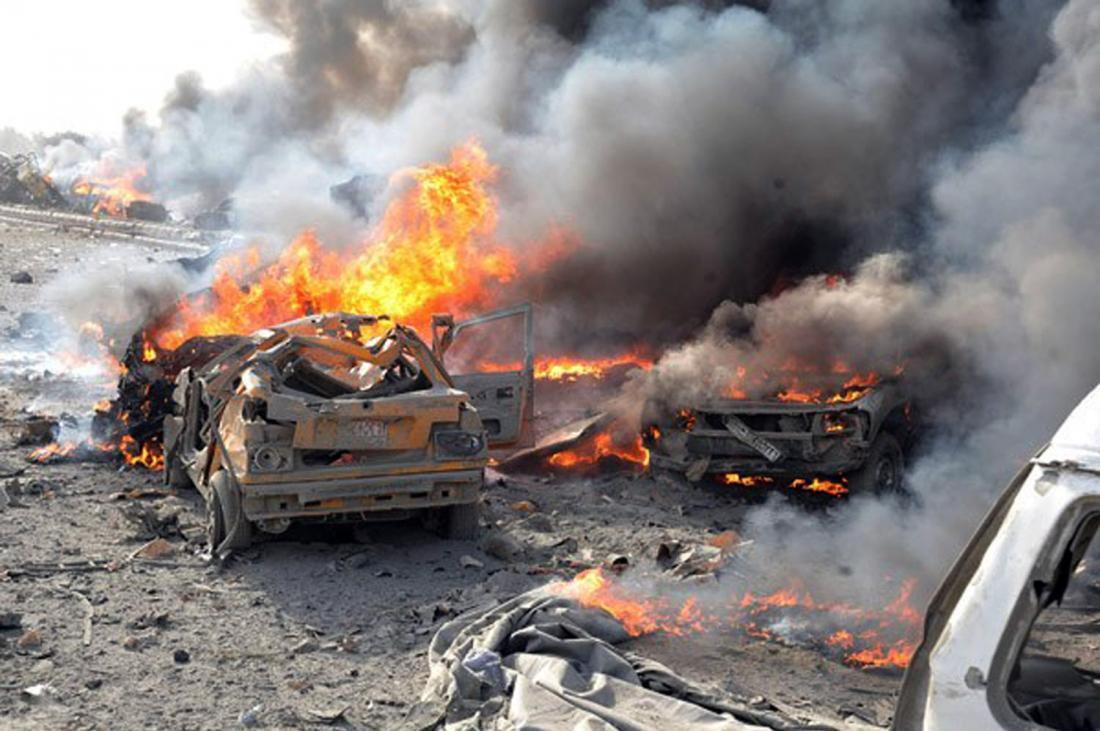 При взрыве в Кандагаре пострадали 15 человек